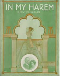 Image of In My Harem by Irving Berlin book cover