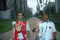 Photo of Paralympic Athletes from UAE