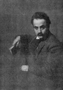Photo of Gibran Khalil Gibran