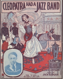 Image of Cleopatra Had A Jazz Band sheet music