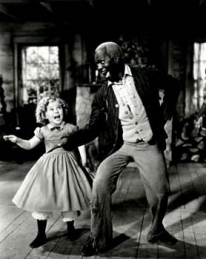 "Image of Shirley Temple and Bill ""Bojangles"" Robinson in the Little Colonel"