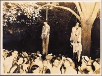 "Lynching photograph, ""Without Sanctuary: Lynching Photography in America"""