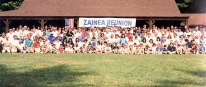 Photo of the The Zainea family reunion