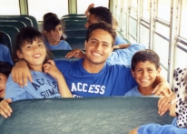 Photo of participants of the ACCESS Youth Program