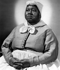 Photo of Hattie McDaniel in Gone with the Wind
