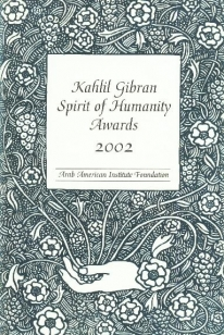 Gibran Award Program Booklet