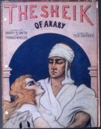 Image of The Sheik of Araby sheet music