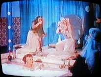 Still from the film Arabian Nights